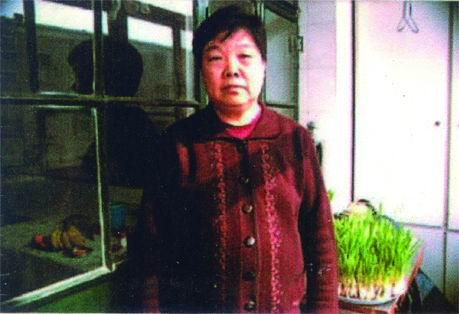 MDS康复患者刘桂枝