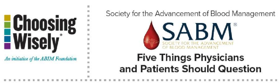 贫血、输血,这5种情况需注意!